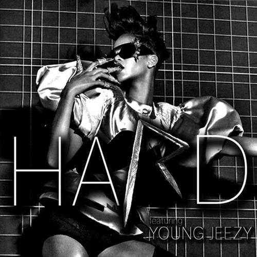 Rihanna Jeezy Hard