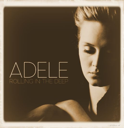 Adele Rolling In The Deep 2